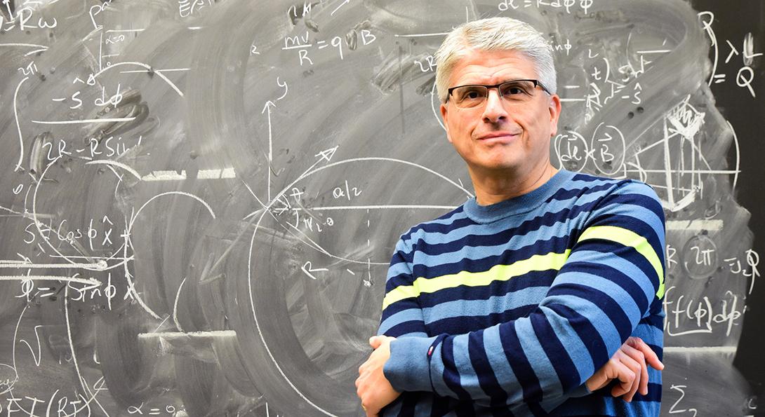 Serdar Ogut, Professor of Physics